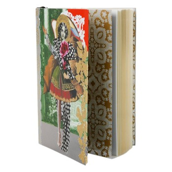 A5 Les Anges Baroques Lay Flat Notebook