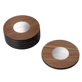 Magnetic Coasters - Set of 6