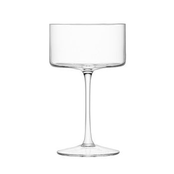 Lulu Cocktail Glasses - Set of 4 - Assorted