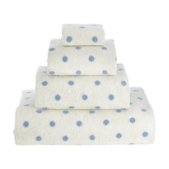 Button Spot Towel