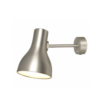Type 75 Wall Light - Brushed Aluminium