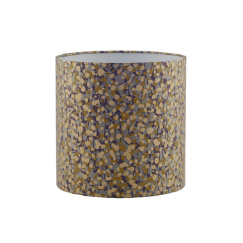 Garland Lamp Shade - Storm/Grape/Mustard