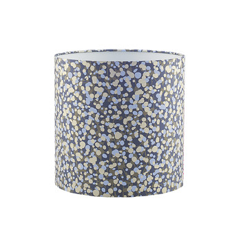 Garland Lamp Shade - 21cm - Midnight/Storm/Pewter