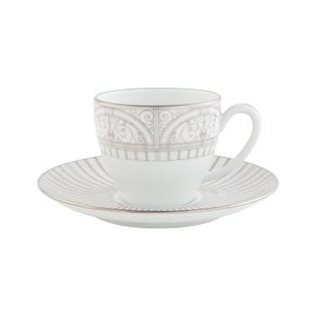 Belle Epoque Coffee Cup & Saucer
