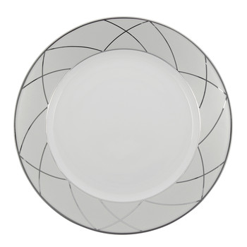 Clair De Lune Arcades Dinner Plate - Large