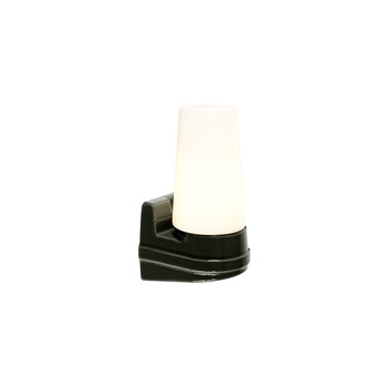 Bernadotte Single Wall Light - Black