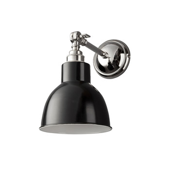 Churchill Wall Light - Black