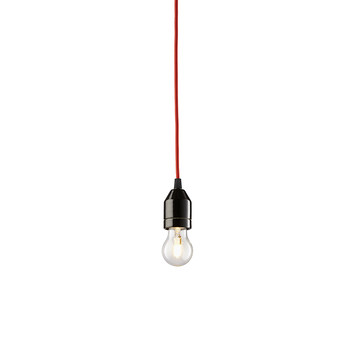 Klack Pendant Light - Red