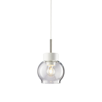Smycka Magda Pendant Light - White Base