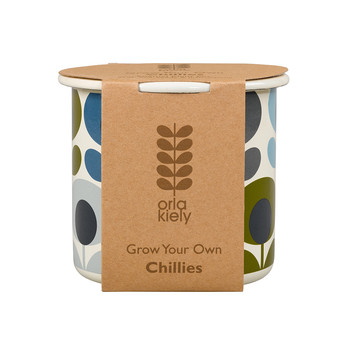 Grow Your Own Chilies Set
