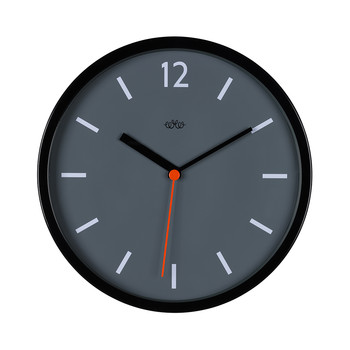Wall Clock 30cm - Concrete Grey