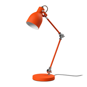 Task Lamp - Goldfish Orange