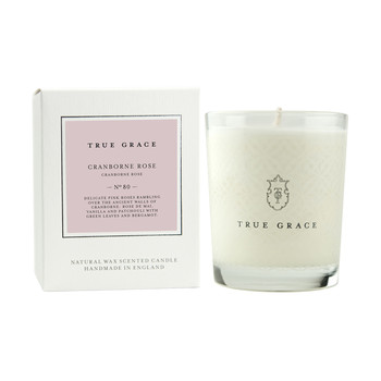 Village Classic Candle - 190g - Cranborne Rose