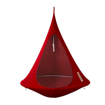 Cacoon simple - Rouge piment