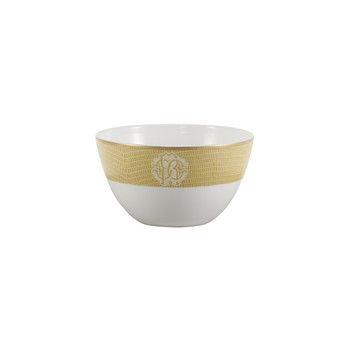 Lizzard Rice Bowls - Set of 6 - Gold