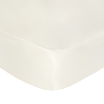 Langdon Fitted Sheet - Cream