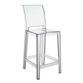Tabouret One More Please 65 cm - Cristal