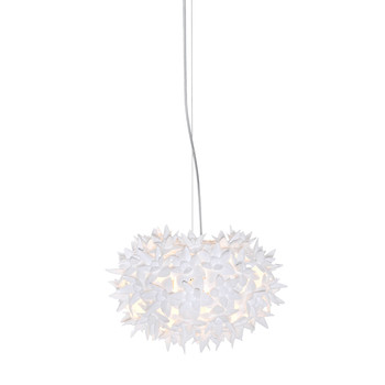 White Bloom Ceiling Lamp