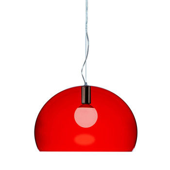 FL/Y Ceiling Light - Red