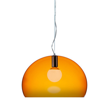 FL/Y Ceiling Light - Orange
