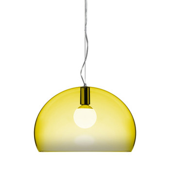 FL/Y Ceiling Light - Yellow