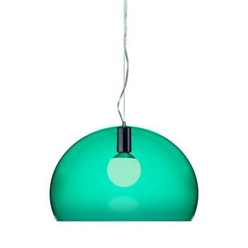 FL/Y Ceiling Light - Emerald