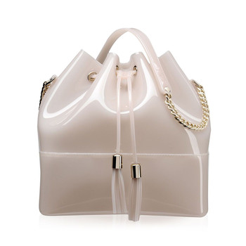 Grace K Handbag - Milk White