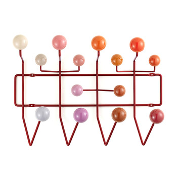 Eames Hang It All Wall Hook - Red