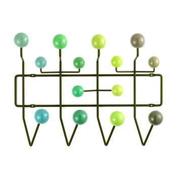 Eames Hang It All Wall Hook - Green