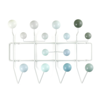 Eames Hang It All Wall Hook - White