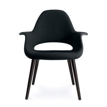 Eames Organic Chair - Black