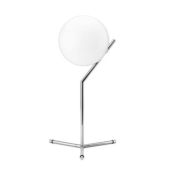 IC T1 High Table Lamp - Chrome