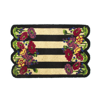 Poppy Field Entrance Mat