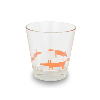 Mr Fox Glass Tumbler