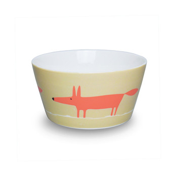 Mr Fox Cereal Bowl