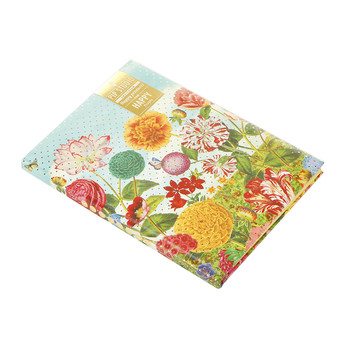 Pip Flowerland A4 Notebook