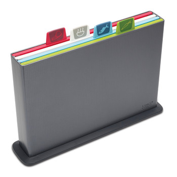 Index Chopping Board - Graphite