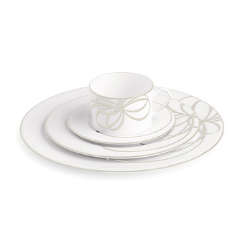Belle Boulevard 5-Piece Place Setting