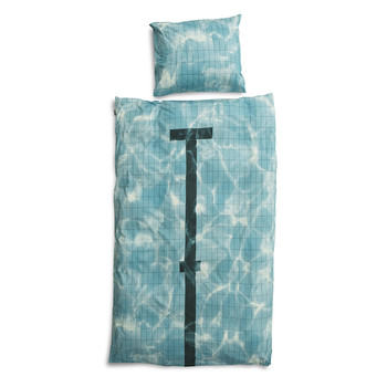Pool Duvet Set - Single