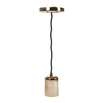Twist LED Lamp Ceiling Holder
