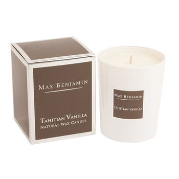 Scented Candle - 190g - Tahitian Vanilla