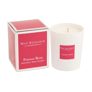 Scented Candle - 190g - Persian Rose