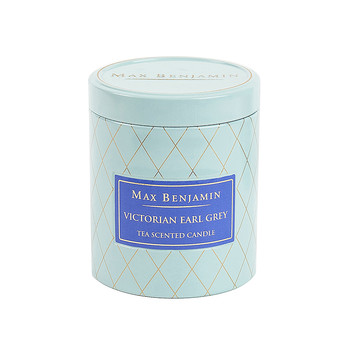 Tea Scented Candle in Tin - Victorian Earl Grey - 170g