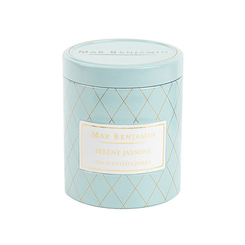 Tea Scented Candle in Tin - Serene Jasmin - 170g