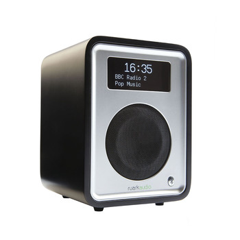 R1MK3 Deluxe Table Top Radio with Bluetooth - Soft Black