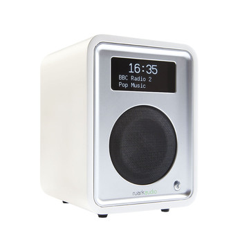 R1MK3 Deluxe Table Top Radio with Bluetooth - Soft White