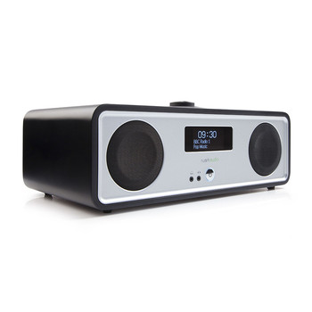 R2MK3 Table Top Stereo with Bluetooth/Wifi - Soft Black