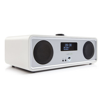 R2MK3 Table Top Stereo with Bluetooth/Wifi - Soft White