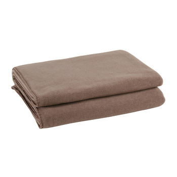Soft Fleece Blanket - Smoke