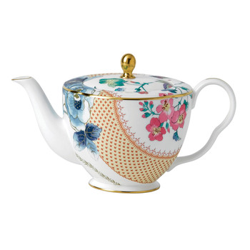 Butterfly Bloom Teapot